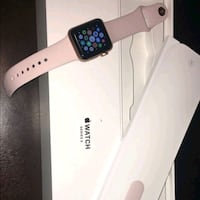 Apple watch 3 gold İstanbul