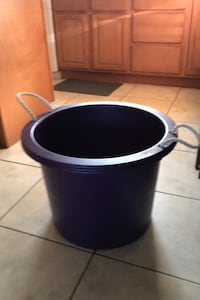 Large purple toy box with handles.. Halifax, B3T 1S7