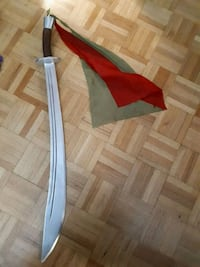 display sword