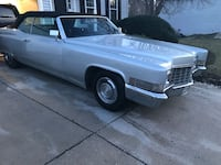 Cadillac - Coupe de Ville - 1970 Fort Washington