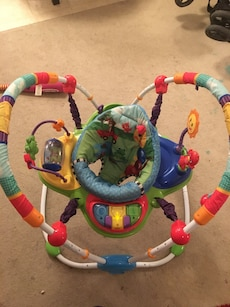 baby's Rain forest jumperoo