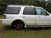 Parts on a 2006 Ford expedition for sale call for  569 mi