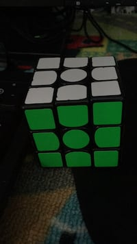 Rubik's Cube (i bought this online for 42$) Montréal, H3W