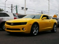 2011 CAMARO / ONLY $499 DOWN!; Tempe