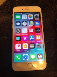 Apple iPhone 6 16GB Gold Factory Unlocked Any company Alexandria, 22310