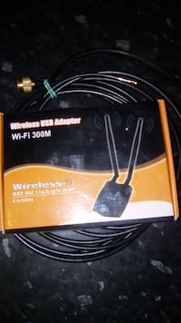 Adaptador Modem 300Mb & cable prolongador Algodonales