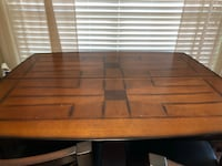 Dining Table Set of Four (Almost new Set with extendable Table) Cockeysville, 21030