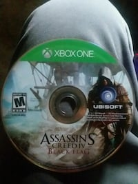 Xbox One Assassin's Creed Unity disc Fresno, 93722
