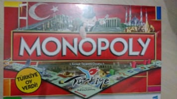 MONOPOLY TURKEY