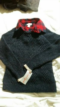 Cat & jack sweater size 5t new with tags Myrtle Beach, 29577