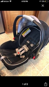 Car Seat and 2 bases Wheatland, 95692