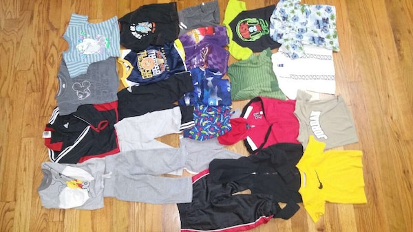 Used 18 24 Month Mostly 24 Months Little Boy Clothes For
