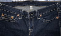 True religion size 31 9/10 condition Toronto, M3A