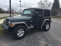 2006 Jeep Wrangler Charleston