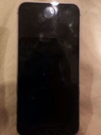 Black/grey iphone 5s Airdrie, T4B 0A3