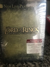 The Lord of the Rings book null