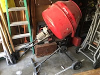 red and black Craftsman miter saw Huntington Beach, 92647