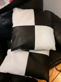 $10.00 leather pillows