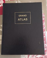Grand Atlas Bordas Paris