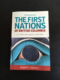 The First Nations of British Columbia Coquitlam, V3J