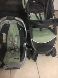 baby's black and gray Graco stroller Germantown, 20874