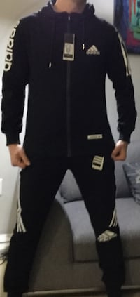 Adidas Tracksuit Black sizes Extra small and small Aventura, 33180
