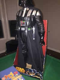 """Death Vader 31"""" tall figurine from Star Wars Abbotsford, V2S 7A4"""