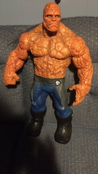 The thing fantastic 4 action figure Tillsonburg, N4G 1A1