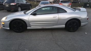2003 Mitsubishi Eclipse GTS 5-SPEED