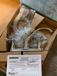Kitchen Faucet (new) — B/O Toms River, 08753