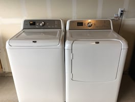 Washer & Dryer (delivery available)