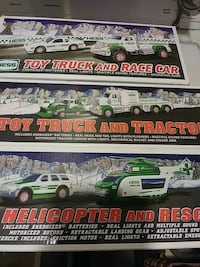 Hess trucks $20 each I have three Lakeland, 33813
