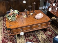 Coffee Table w/2 Drawers  Winter Garden, 34787