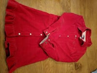 Velvet Tommy dress size 4T Annandale, 22003