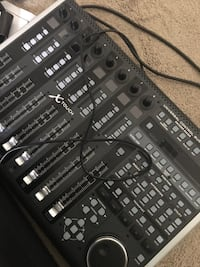 X touch behringer Mixer Interface  Houston