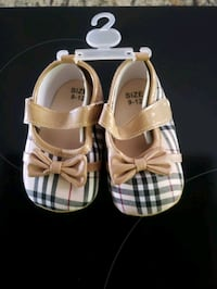 Baby shoes 9-12 months