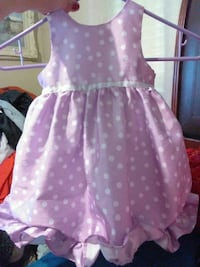 Purple polkadot 18month Bakersfield, 93306
