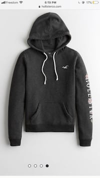 BRAND NEW SWEATER HOLLISTER Toronto, M9W 6Z5