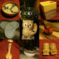 Vintage pottery ceramic decor  Bakersfield, 93308