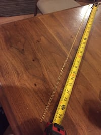 18k.     26inch.   28grams. Best offer. Selling today   Whitchurch-Stouffville, L4A 3X8