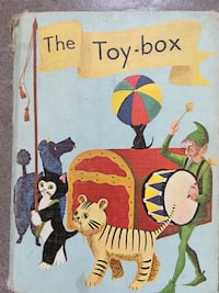 The Toy-box - Book 3, Grade 1 - $10, Young Canada Reading Series Mississauga, L5L 5P5