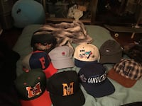 Vintage/retro snapbacks and beltback Toronto, M3N 1A7