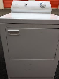 white front-load clothes washer Alexandria, 22304