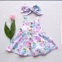 Baby girl floral dress Fort Worth