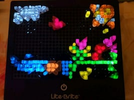 Lite Bright Kid's Toy
