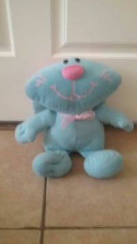 blue and pink cat plush toy Las Vegas, 89122