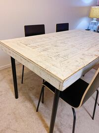 Hand made dinning table