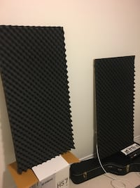 Acoustic foam package for sale!! 553 km
