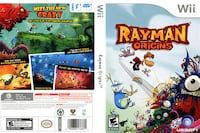 Rayman Origins (Wii) Great condition