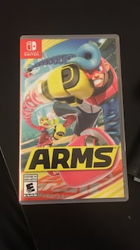 Nintendo switch arms Vancouver, V5N 2G1